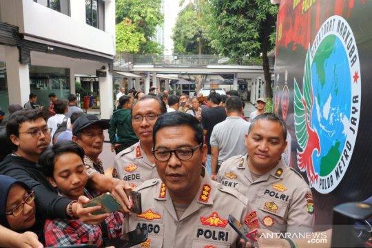Kasus Rio Reifan ditangani Direktorat Narkoba Polda Metro Jaya