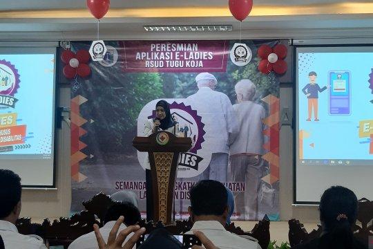 RSUD Tugu Koja resmikan aplikasi layanan lansia dan disabilitas