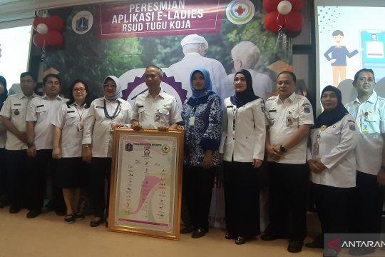 Dinas Kesehatan DKI apresiasi aplikasi layanan bagi lansia