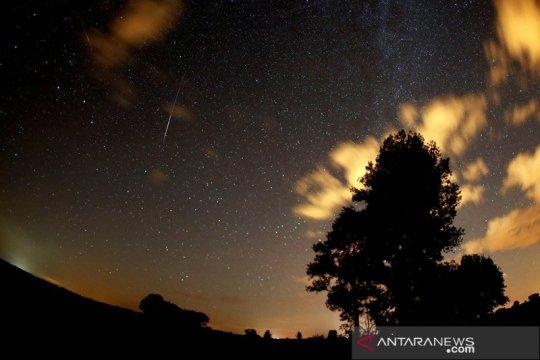 Kepala LAPAN sebut puncak hujan meteor y-Nomid menarik bagi astronom