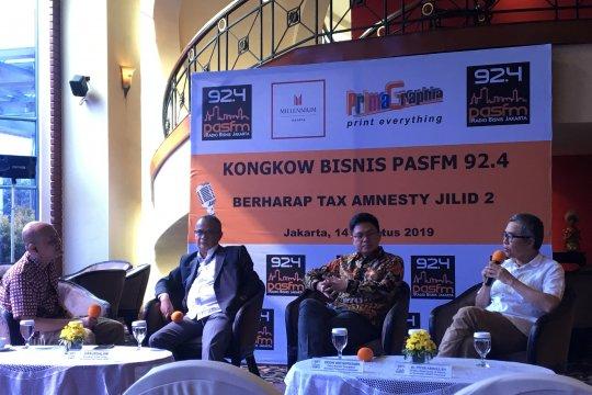 Pengusaha sebut tax amnesty jilid II timbulkan ketidakadilan