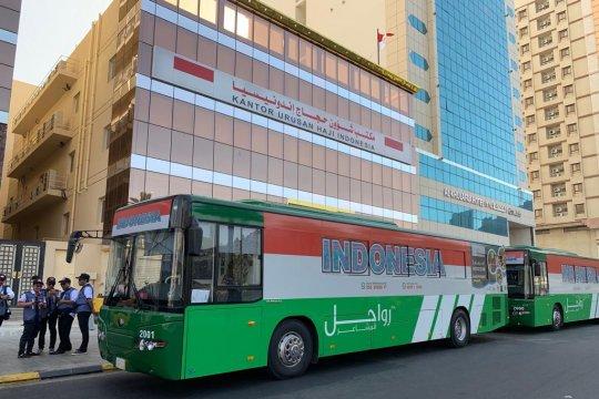 Bus salawat siap kembali layani jamaah haji Indonesia