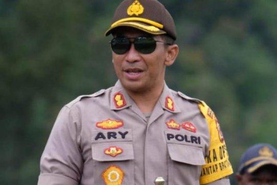 Kapolres Puja: Belum ada laporan terkait perusakan Sekretariat PSI