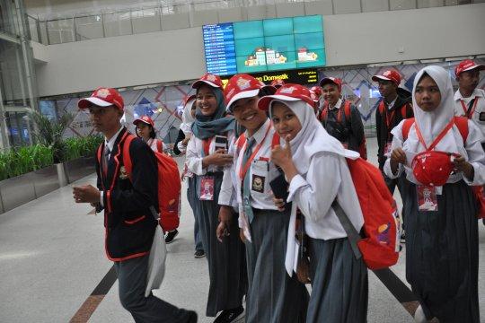 Dua peserta SMN asal Sulawesi Tengah penyandang disabilitas