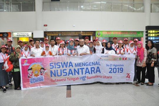 PTPN IV sambut kedatangan SMN asal Sulawesi Tengah