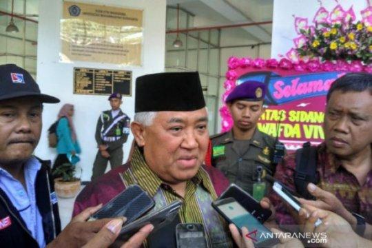 Din Syamsuddin prihatin mahasiswa pengunjuk rasa meninggal