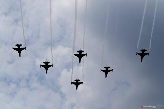 Kemhan benarkan pengadaan enam pesawat T-50i dari Korsel