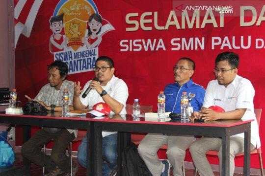 BUMN kenalkan 23 SMN asal Sulteng tentang budaya Sumut