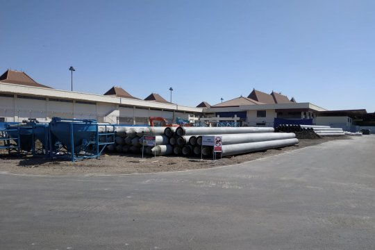 Angkasa Pura I investasi Rp685 miliar perluas Bandara Juanda