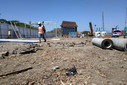 Sebelum Lebaran 2020, perluasan Bandara Juanda ditargetkan selesai