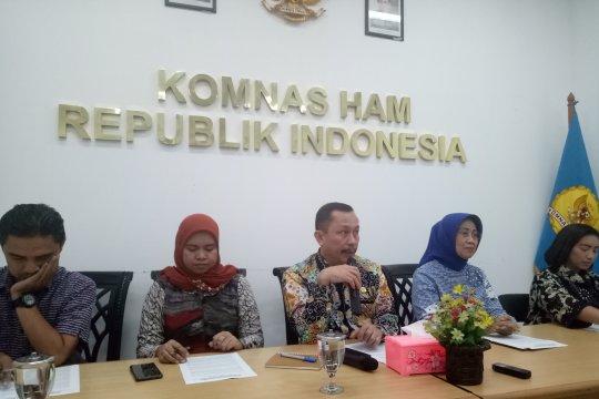 Komnas HAM soroti pemenuhan hak korban TPPO bersama Jarnas