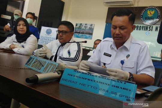 BNNP NTB ungkap penyelundupan sabu-sabu bermodus jasa pengiriman