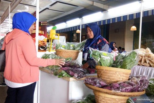 Dinas KPKP DKI kenalkan UMKM binaan bidik pasar berkelanjutan