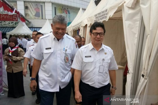 73 pasar di Jakarta kantongi sertifikat keamanan pangan