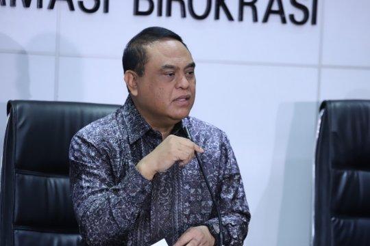 Menpan serukan pembangunan SDM berkualitas melalui Anugerah ASN 2019
