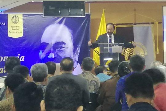 Surya Paloh sebut Indonesia negara kapitalis yang liberal