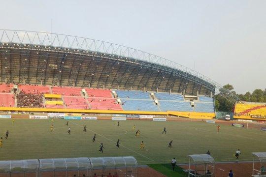 Sriwijaya FC akhiri putaran pertama Liga 2 dengan kemenangan