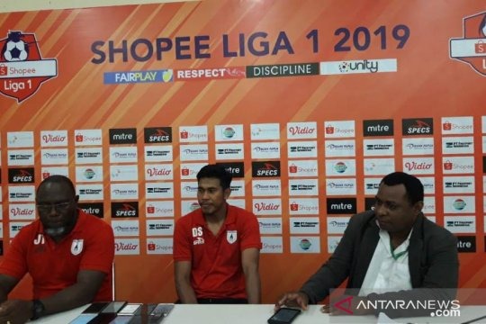 Persipura Jayapura kalahkan Kalteng Putra 2-0