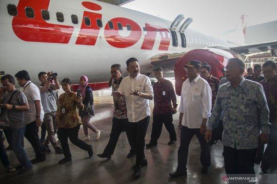 Lion-Garuda bersinergi kembangkan industri aviasi