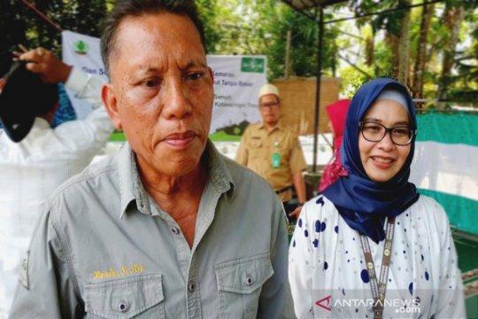 Warga Kapuas Kalteng bertani di lahan gambut tanpa bakar