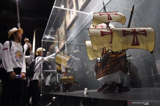 Museum Maritim Indonesia di Pelabuhan Tanjung Priok