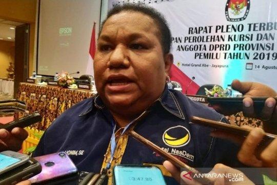 Herlin Monim: Siap emban amanat partai Nasdem apabila dipercaya