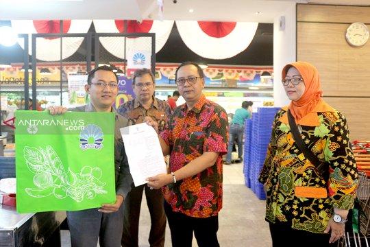 Pemkot Surabaya terbitkan surat larangan penggunaan kantong plastik