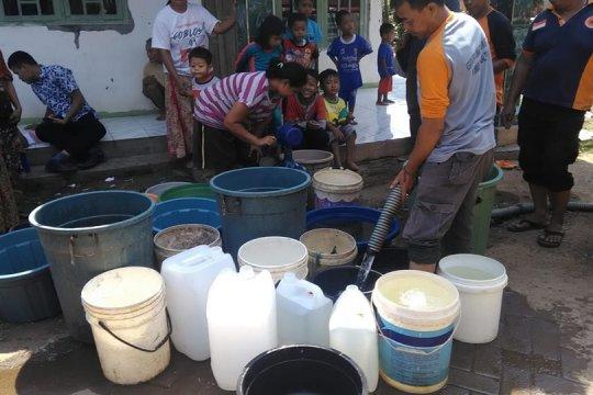 Enam kecamatan di Lebak krisis air bersih