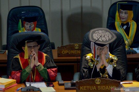 Kapolri menjadi penguji sidang di Universitas Padjadjaran