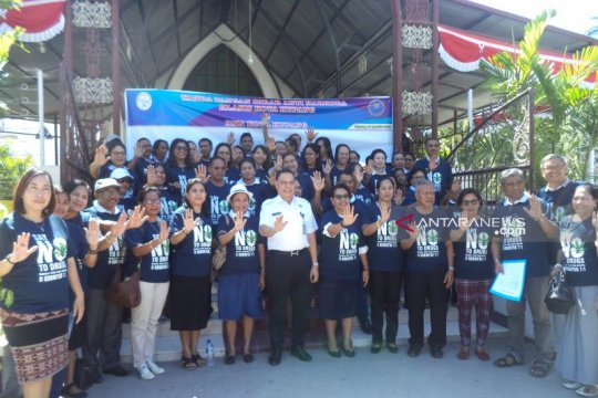BNN Kota Kupang gandeng tokoh agama cegah peredaran narkoba