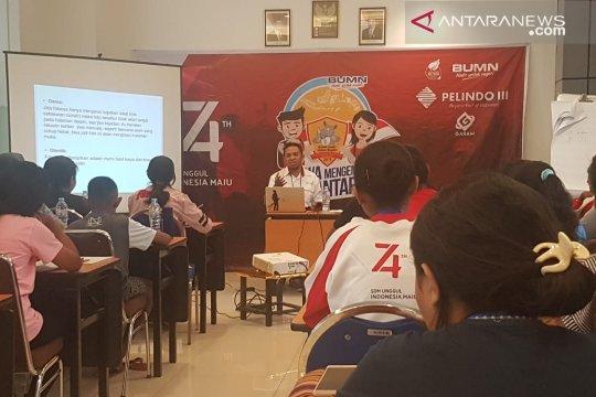 Anak-anak NTT bangga jadi peserta SMN 2019