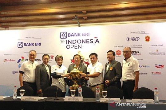 Dua pegolf amatir dapat tiket gratis ke Indonesia Open 2019