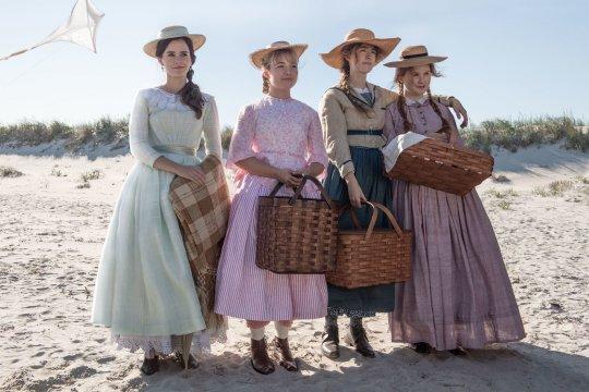 "Trailer film adaptasi novel Louisa May Alcot ""Little Women"" dirilis"