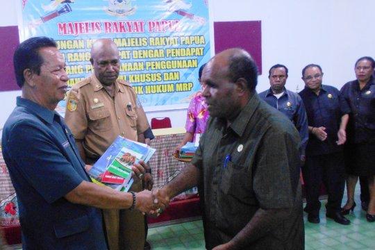 Ketua DPRD Biak: Sembilan maklumat MRP bertujuan lindungi hak  OAP