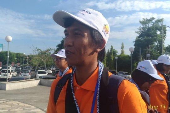 Dua siswa berkebutuhan khusus ikuti SMN Jawa Tengah
