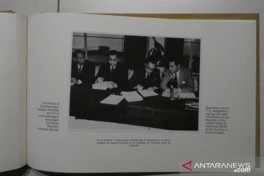 """Pameran """"Art & Diplomacy"""" gambarkan perjuangan diplomasi Indonesia"""