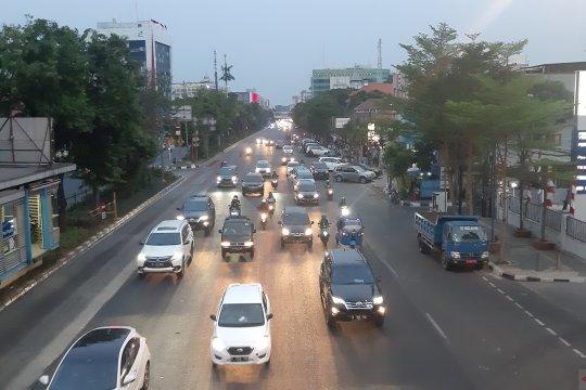 Jelang HUT ke 74 RI kualitas udara Jakarta terburuk didunia