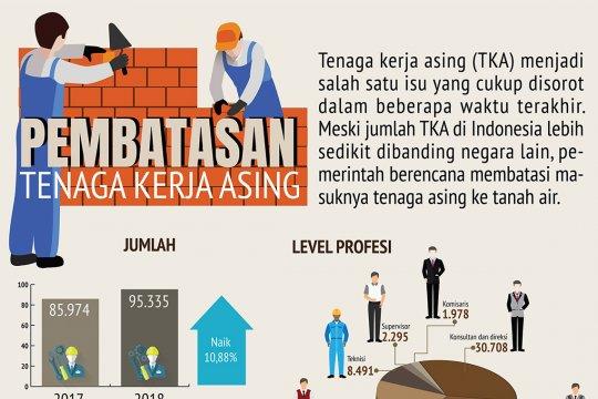 Pembatasan tenaga kerja asing