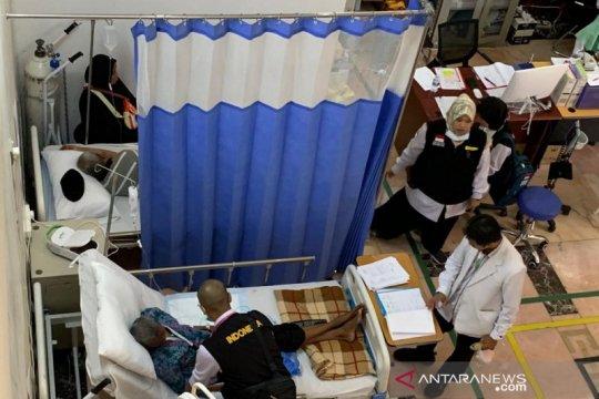 187 anggota jamaah haji Indonesia dipulangkan lebih awal karena sakit