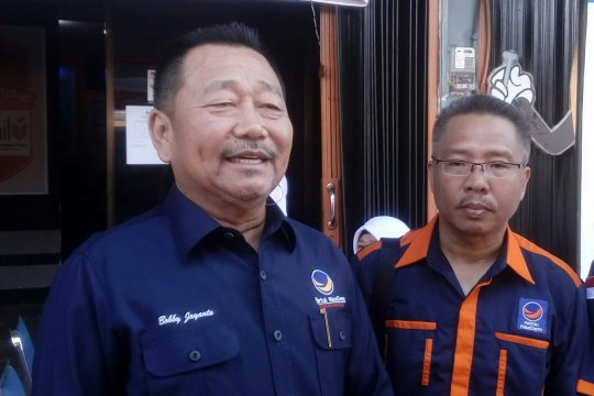 Ketua DPD Nasdem Tanjungpinang pastikan dirinya tidak diperiksa KPK