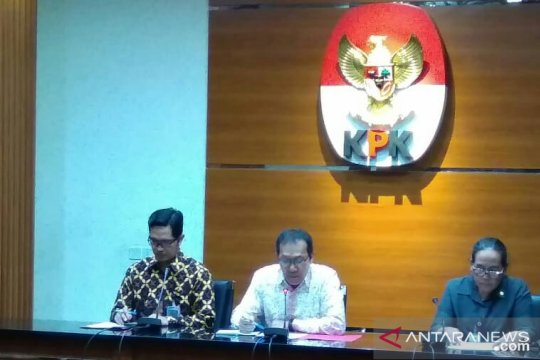 KPK tetapkan lima tersangka suap restitusi pajak PT WAE