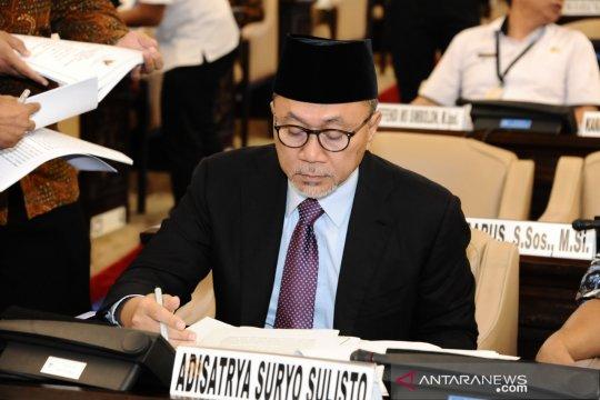 Ketua MPR ingatkan pemerintah hati-hati pindah ke Kalimantan