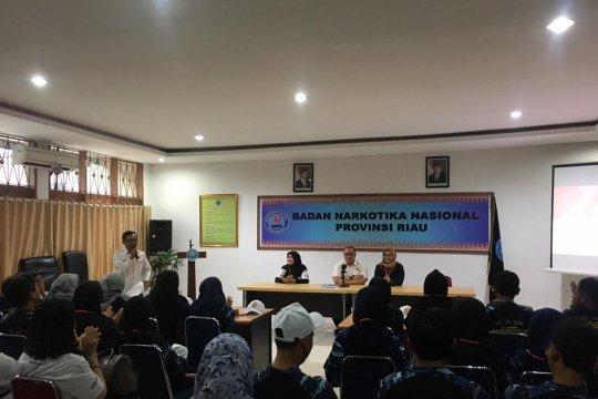 BNNP Riau minta peserta SMN jauhi narkoba