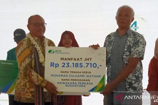 Dirut BPJS resmikan Sesela sebagai Desa Sadar Jamsos Ketenagakerjaan