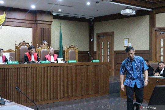 Pengusaha divonis 1 tahun 3 bulan penjara karena suap Direktur BUMN