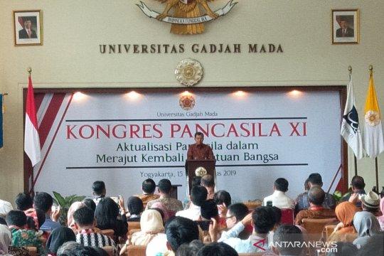Wapres : maknai Pancasila dengan sederhana saja