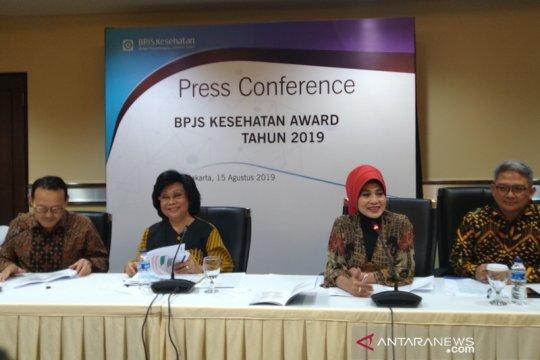 BPJS Kesehatan beri penghargaan pada dokter hingga RS terbaik