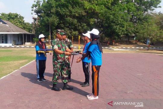 SMN Riau dibekali materi bela negara di Denhanud 474 Paskhas