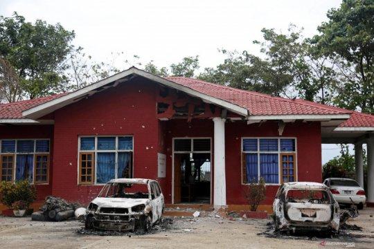 Pemberontak Myanmar bebaskan warga India yang disandera