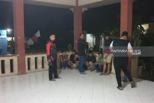 Polisi Curup amankan enam pelajar pesta minuman keras